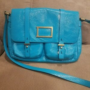 Marc Jacobs Turquoise Crossbody bag